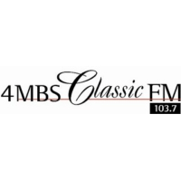 Logo of radio station 4MBS FM Silver Memories