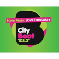 Logo de la radio City Beat 103.2 fm