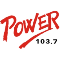Logo of radio station Power