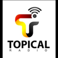 Logo de la radio Topical Radio