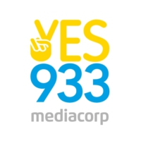 Logo of radio station YES 933