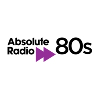 Logo of radio station Absolute Radio 80s
