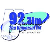 Logo de la radio KSJO The Universal FM