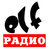 Logo of radio station ELF Radio (Moscow)