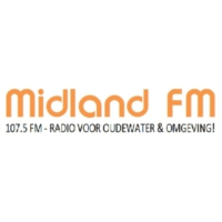 Logo of radio station Midland FM 107.5