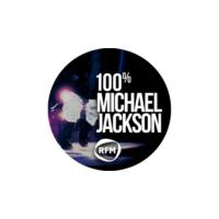 Logo de la radio RFM 100% Michael Jackson