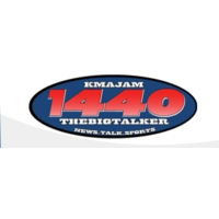 Logo of radio station KMAJ 1440