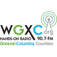 Logo of radio station WGXC Hands-on Radio 90.7