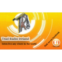 Logo of radio station Trad Radio Ireland