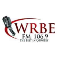 Logo of radio station WRBE