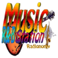 Logo de la radio Rhythm and blues Music Station