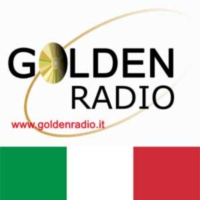 Logo of radio station Golden Radio Italia