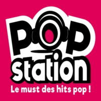 Logo of radio station POP Station