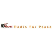 Logo of radio station KPFT 90.1 FM
