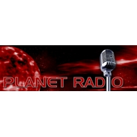 Logo of radio station PlanetRadio.us
