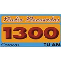 Logo de la radio Radio Recuerdos 1300