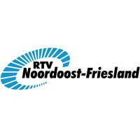 Logo of radio station Radio Noordoost-Friesland
