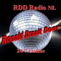 Logo of radio station RDD Radio NL