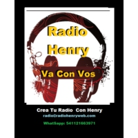 Logo of radio station Radio Henry Web-ArgentMusicRadio