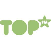 Logo of radio station Top FM