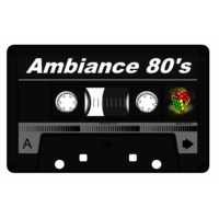 Logo of radio station AMBIANCE 80'S