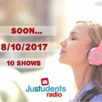 Logo de la radio Just Student Radio