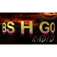 Logo of radio station B-H-H-GO