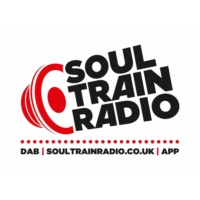 Logo of radio station SoulTrain Radio