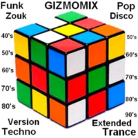 Logo of radio station GIZMOMIX