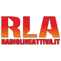 Logo of radio station RLA