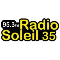 Logo of radio station Radio Soleil 35