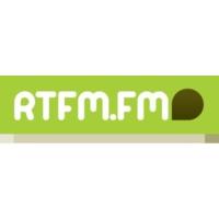 Logo of radio station RTFM.fm