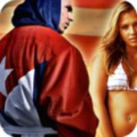 Logo de la radio 1Club.fm - Reggaeton