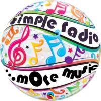 Logo de la radio Simple Radio FM