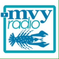 Logo of radio station WMVY mvyradio