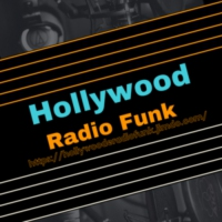 Logo de la radio Radio funk Hollywood megamix
