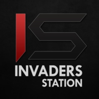 Logo of radio station Invaders Station