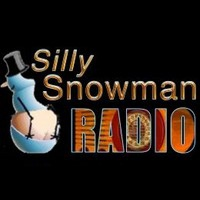 Logo of radio station Silly Snowman Radio