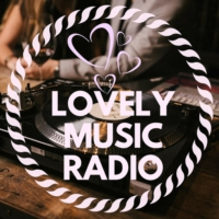 Logo of radio station Lovely Music Radio
