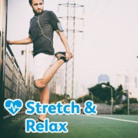Logo de la radio Sky Radio Running Hits Stretch Relax