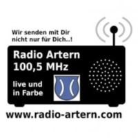 Logo of radio station Radio Artern 100.5