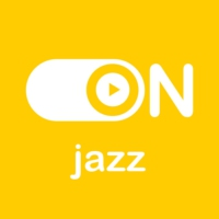 "Logo of radio station ""ON Jazz"""