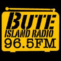 Logo of radio station Bute FM