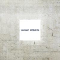 Logo of radio station HHUK Radio