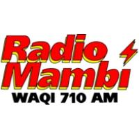 Logo de la radio WAQI-AM  Univision [710]
