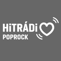 Logo of radio station Hitrádio PopRock