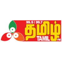 Logo of radio station Tamil FM