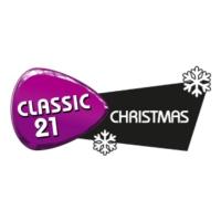 Logo of radio station Classic 21 Xmas
