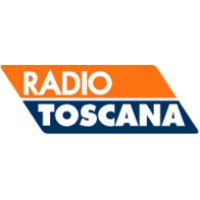 Logo of radio station RTN (Radio Toscana Network)