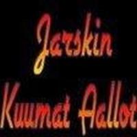Logo of radio station Jarskin Kuumat Aallot (JKA)